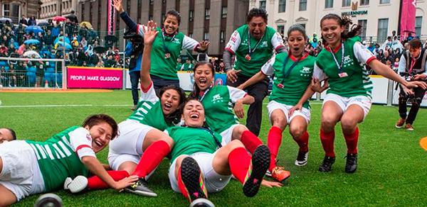 El Homless World Cup México 2018 alberga a más de 10 naciones