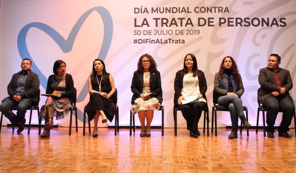 Sensibilización social, clave para combatir la trata de personas