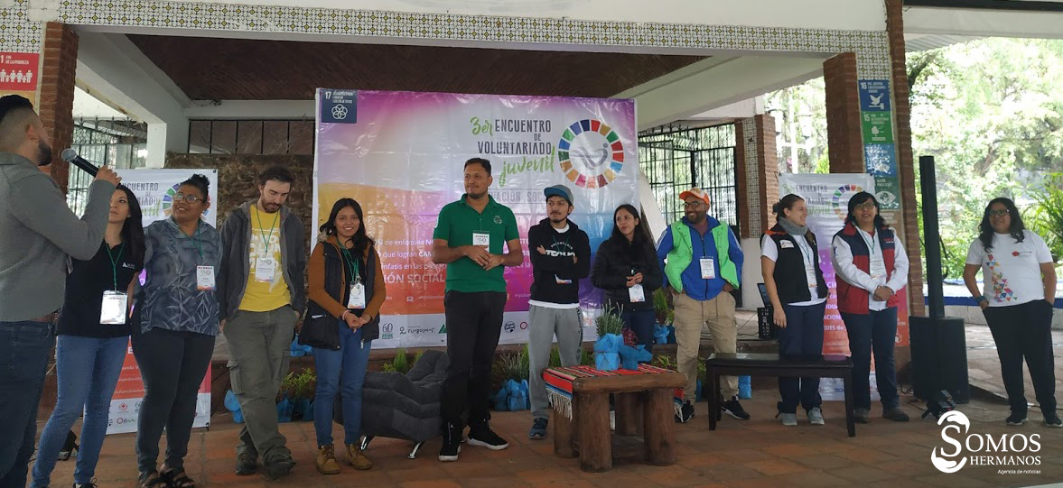 Innovación social para jóvenes voluntarios en México