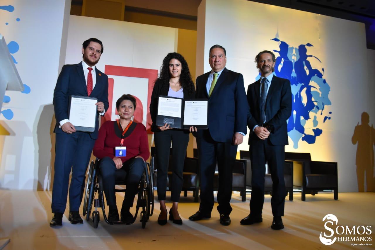 Empresas y Secretaria del Trabajo firman convenio por la inclusión laboral de PCD
