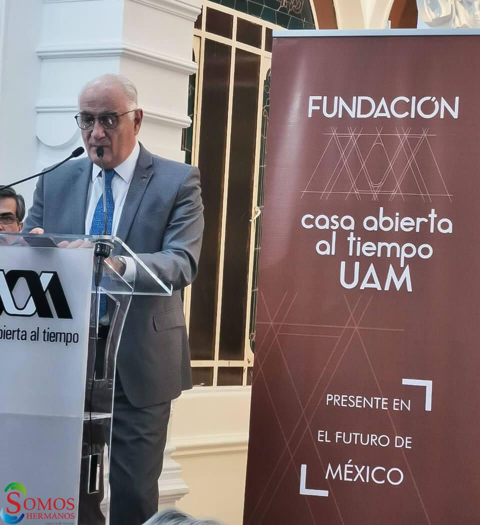 Fundación Casa Abierta al Tiempo UAM, en apoyo a universitarios