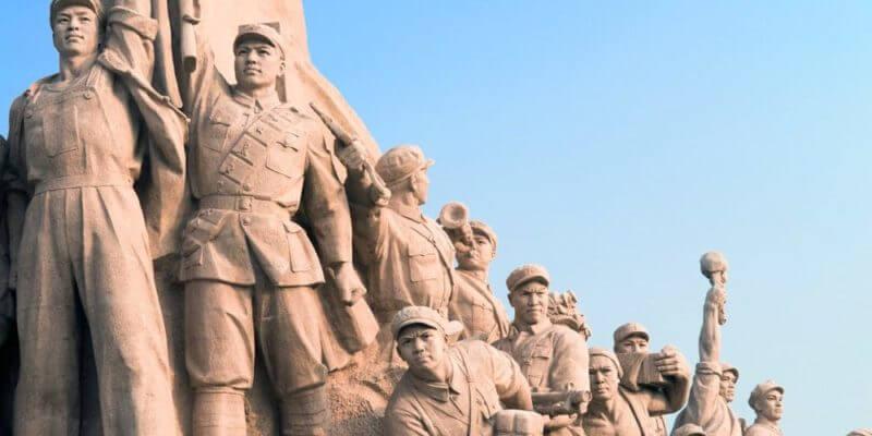 Revolución comunista china