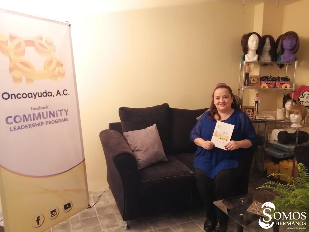 Elizabeth Lavín: lucha y ayuda a combatir el cáncer en México y América Latina