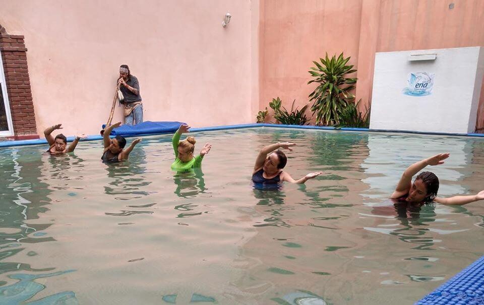 Instituto ENA: La rehabilitación en agua, una fuente de sanción