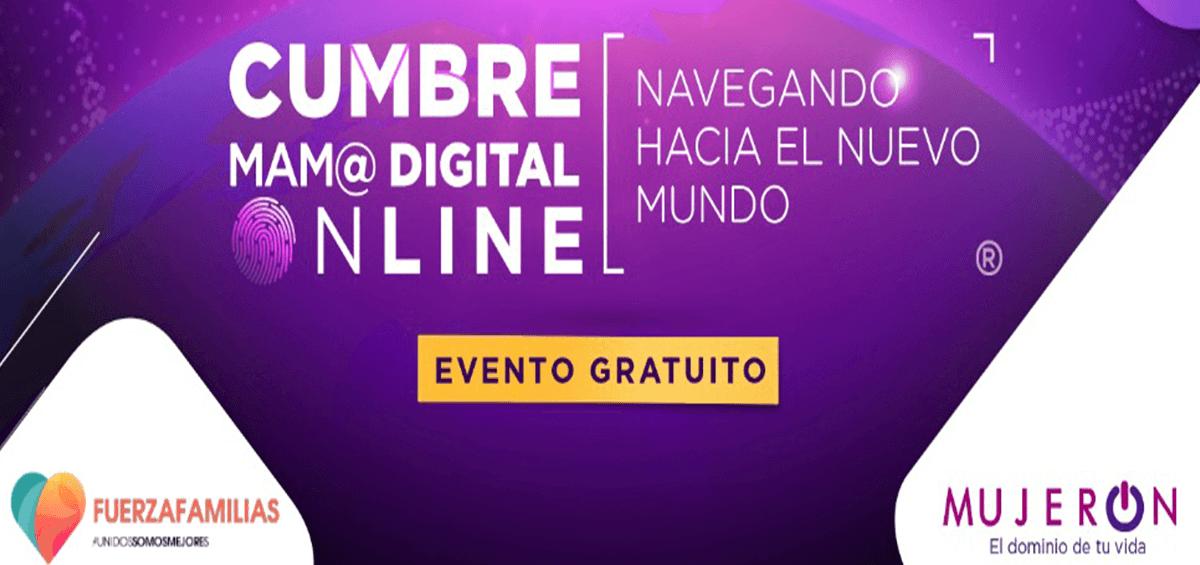 Cumbre Mamá Digital Online