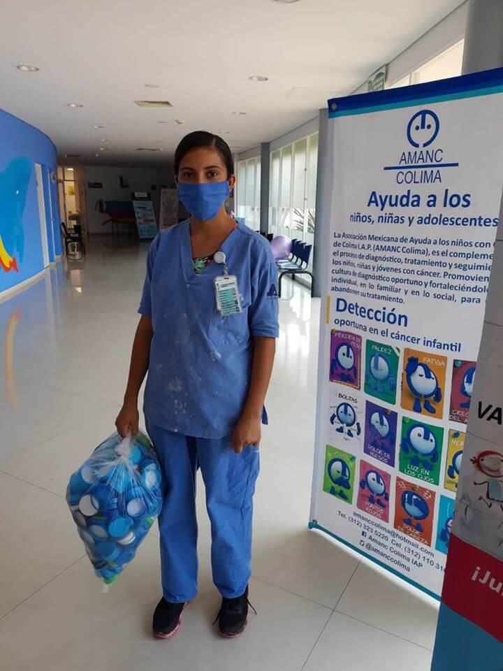 S.O.S por los niños con cáncer de Colima: Requieren más de un millón para tratamiento