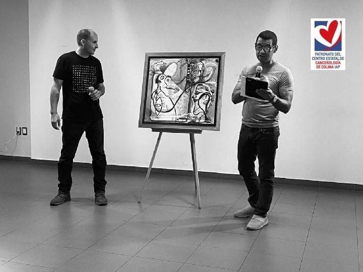Se realizará subasta de arte para apoyar el tratamiento de pacientes con cáncer