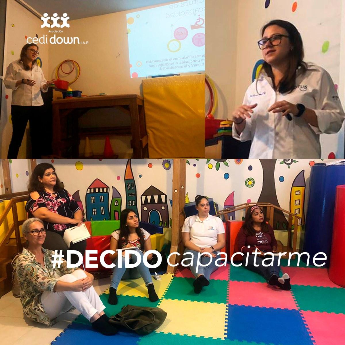 CEDIDOWN IAP contribuye a la inclusión social de personas con Síndrome de Down de Yucatán