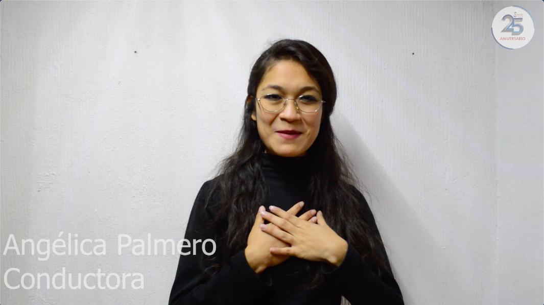 Noticiero por la Paz con Angélica Palmero