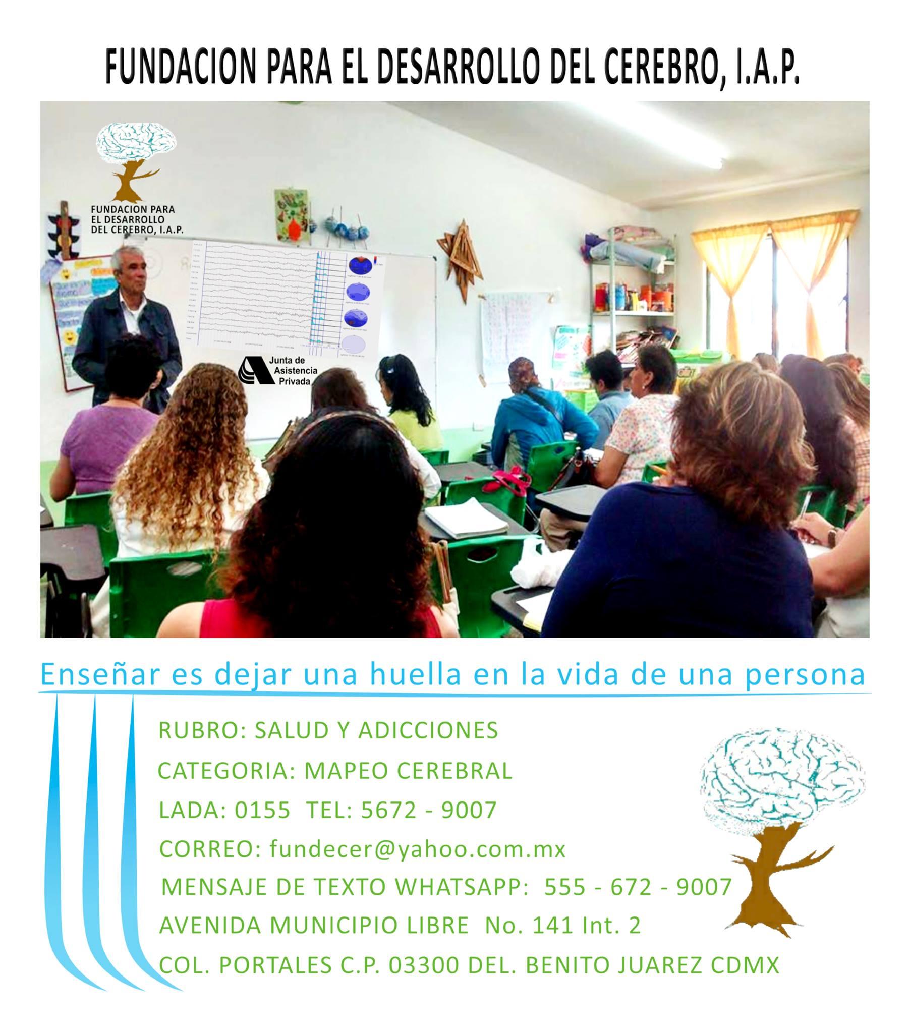FUNDECER: para el crecimiento del cerebro y la correcta educación