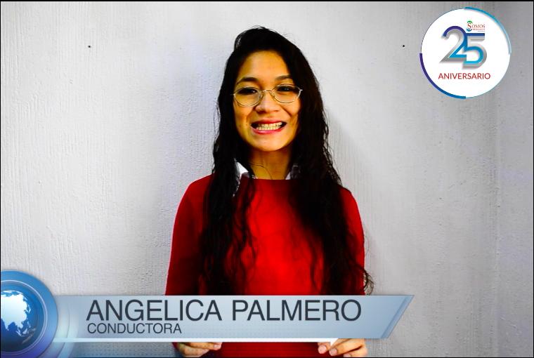 Noticiero Por la Paz #3 – 2021 con Angélica Palmero