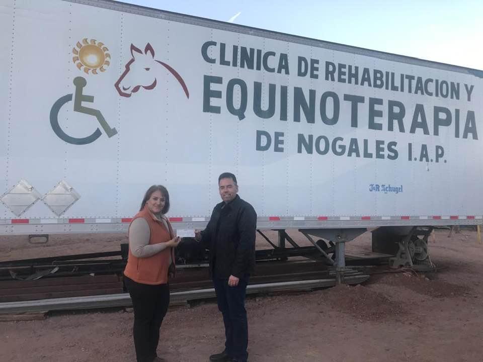 La equinoterapia: Una forma de rehabilitación exitosa