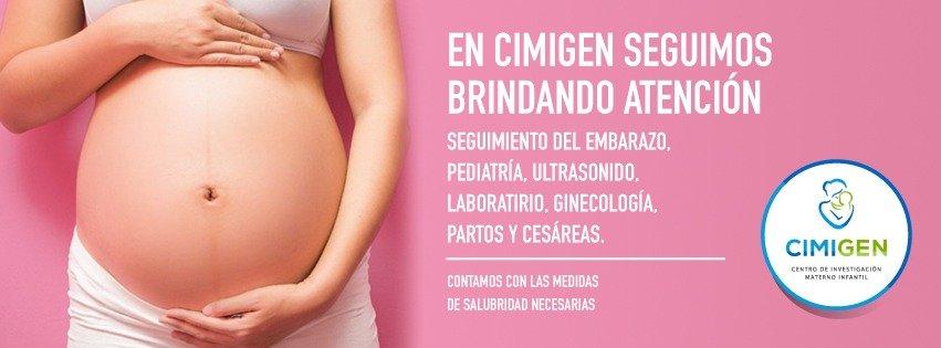 CIMIGEN: atiende la salud y prevención de defectos al nacimiento de niñas y niños