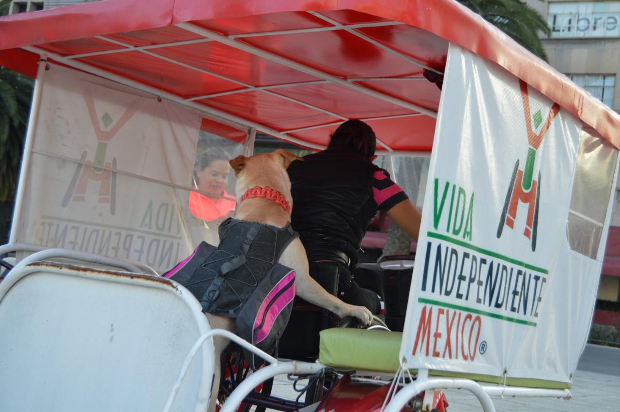 La pasión por las motos no encuentra límites en la discapacidad