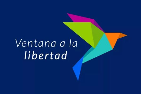 Venta a la libertad, una caricia al alma: Verónica Pineda