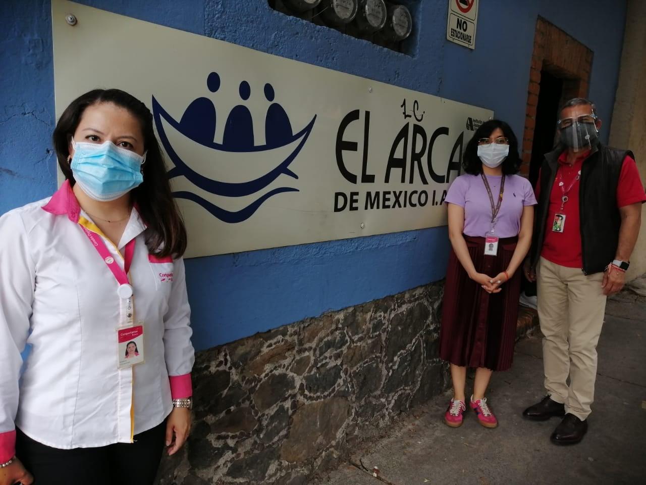El Arca de México IAP cumple 36 años en favor de las personas con discapacidad