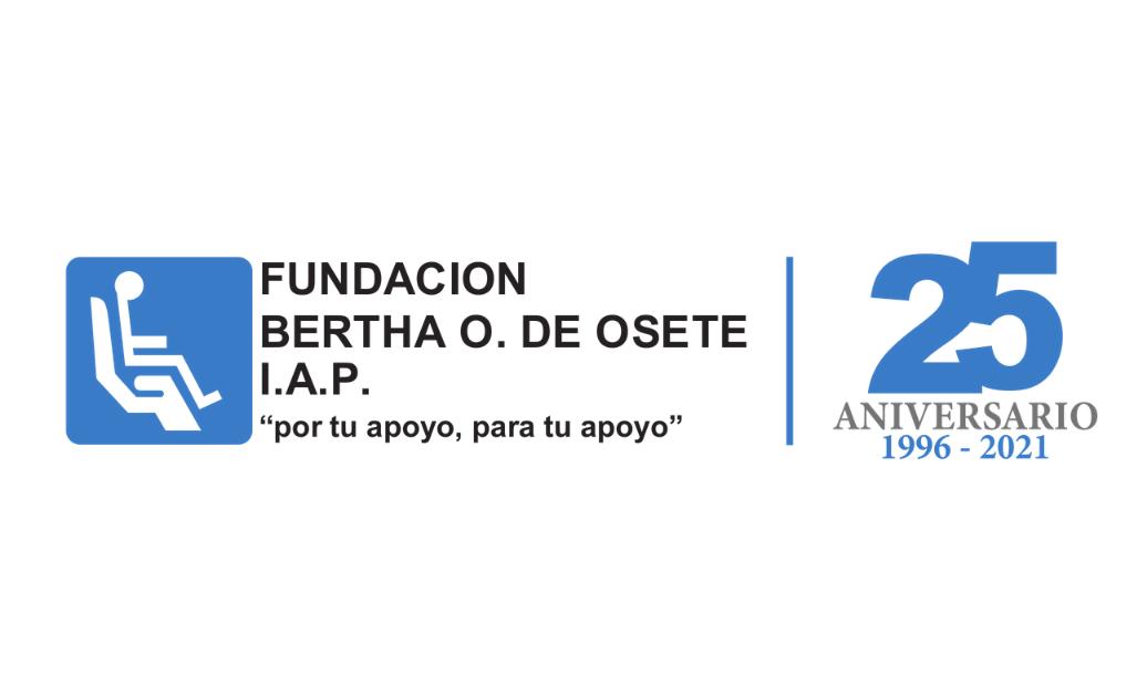 Bertha O. de Osete incluye y apoya a la discapacidad