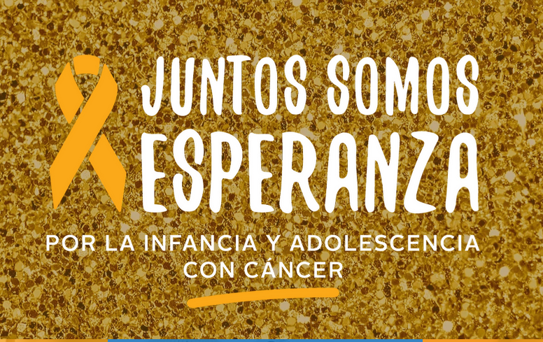 Septiembre: Un mes dorado, solidario y del cáncer infantil